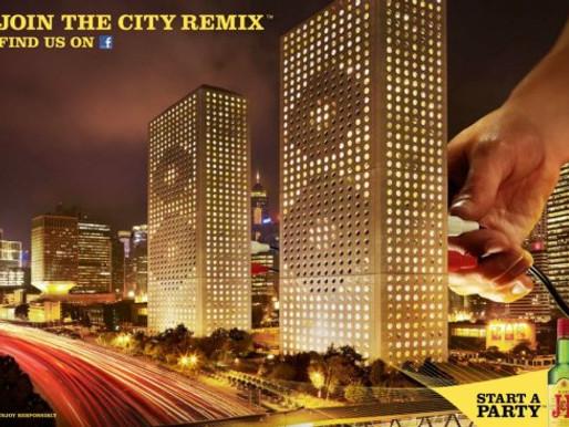 Campagne J&B Remix
