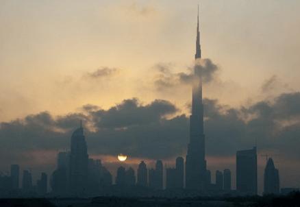 Et si on renommait le golfe persique, le golfe Khalifa?