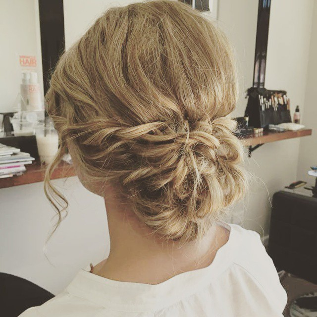 《EMILY》_ hair by me for Lockington deb ball_ #hairandmakeup #hairup #hair #kristiehedingtonhairandma