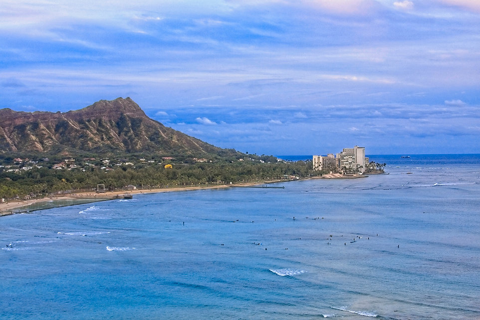 Waikiki Beach Hotel At Diamond Head   co