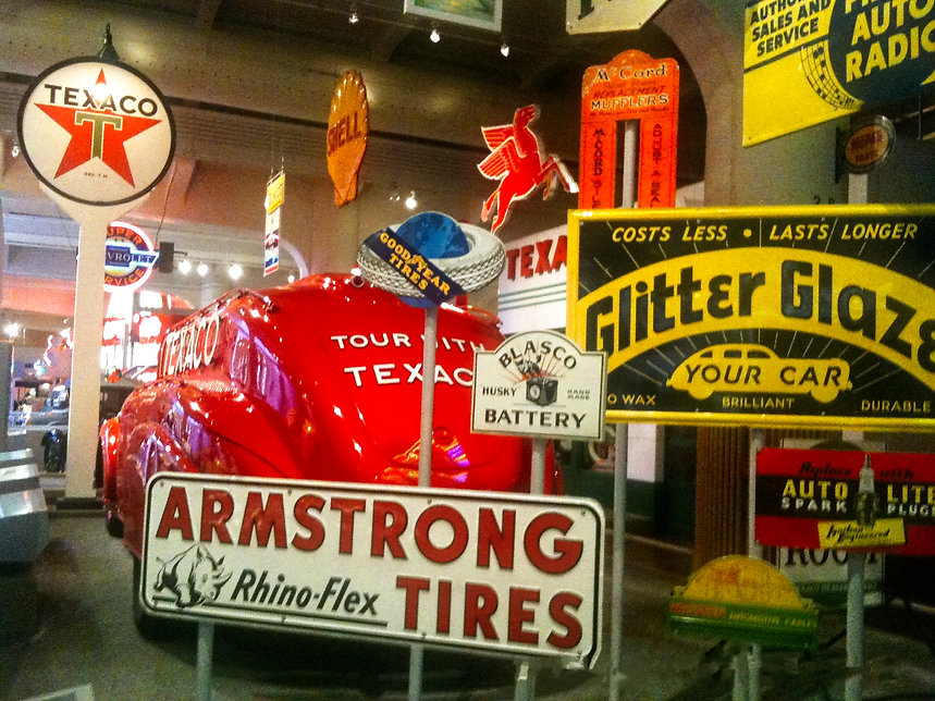 Texaco Exhibit Henry Ford Museum Dearbor