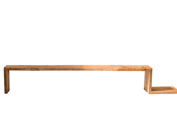 Carroll - Bench - Bank massiv Holz