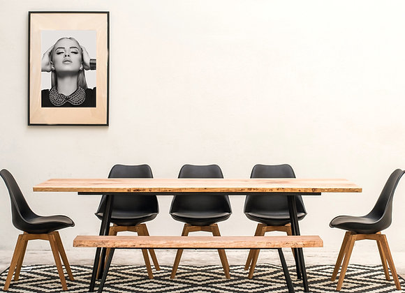 William - Dining Table - Esstisch massiv Holz