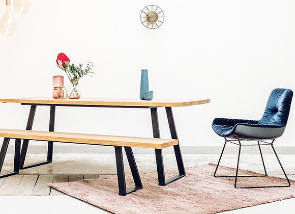 Kingston - Dining Table - Esstisch massiv Holz
