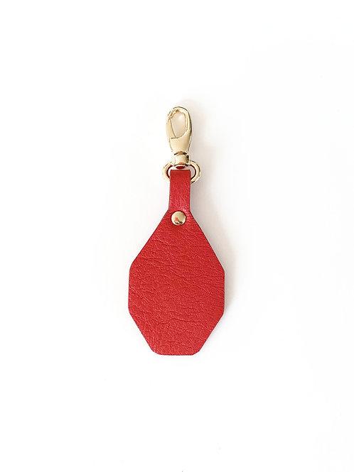 Porte-clés à personnalisé - corail
