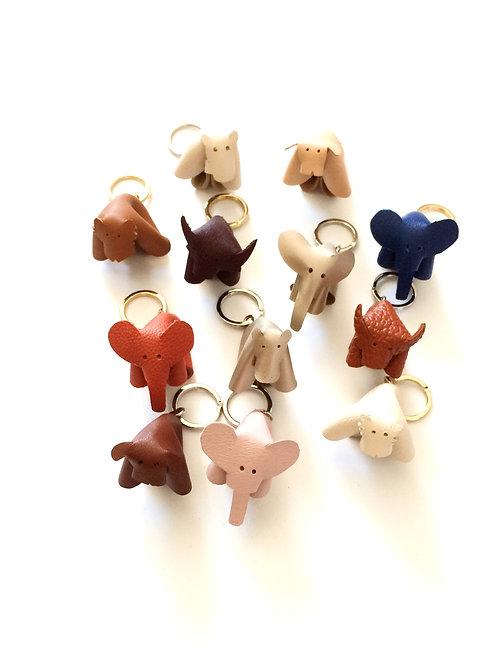 Porte-clés animaux