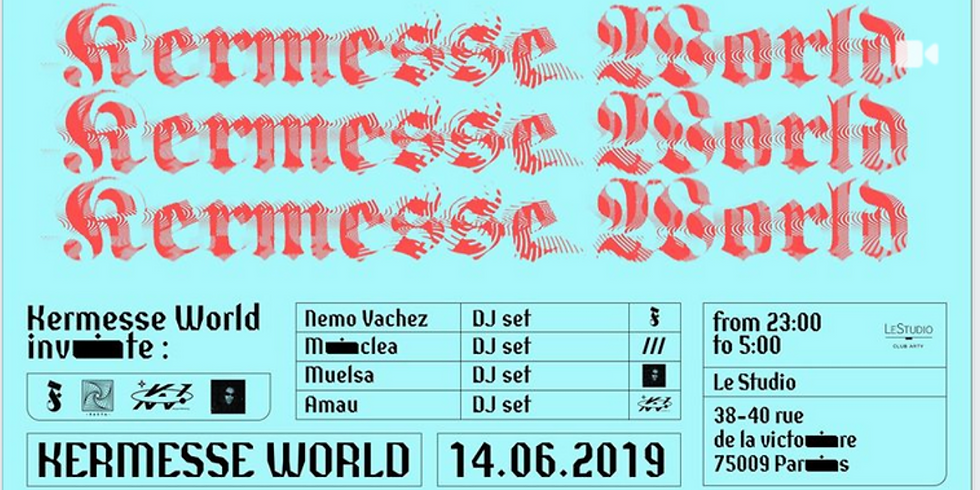 [MUSIQUE] KERMESSE WORLD
