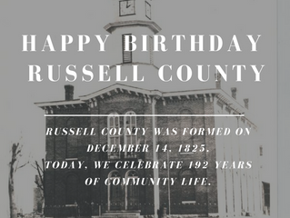 Happy Birthday, Russell County!