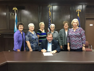 Judge Gary D. Robertson Declares Retired Teachers Week In Russell County (10/15/17 - 10/21/17).