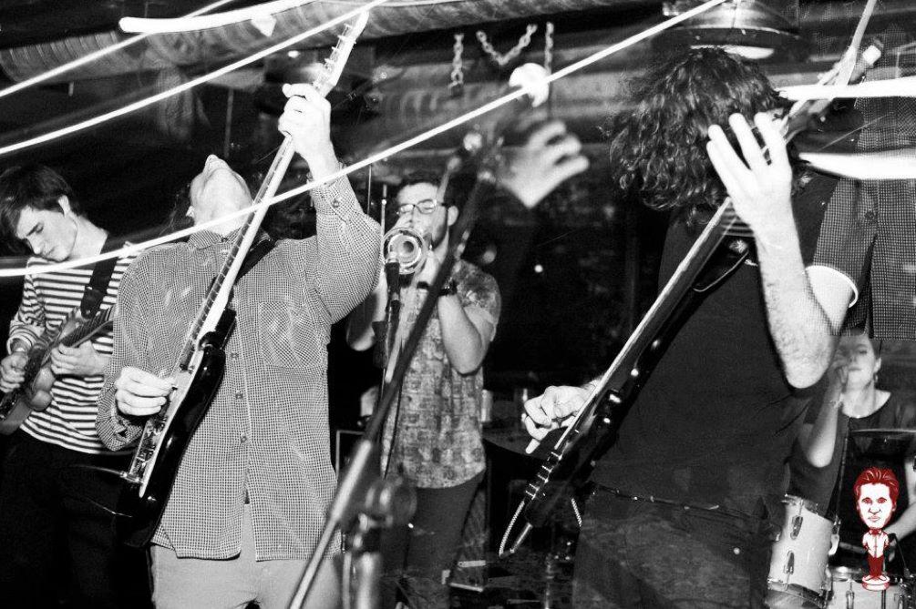 Val Kilmer's House party 2012 axes