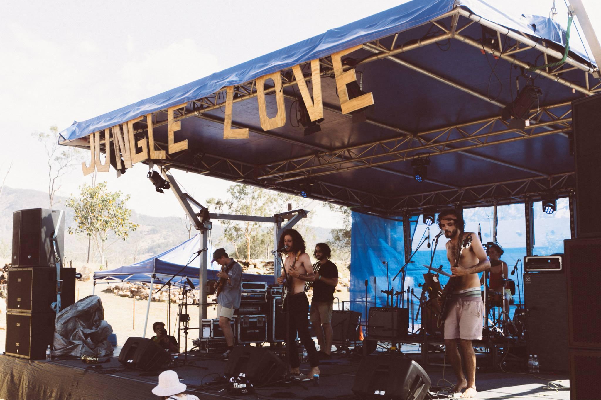 Jungle Love 2014