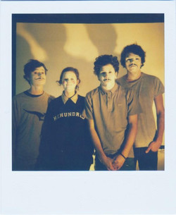 Stache Polaroid