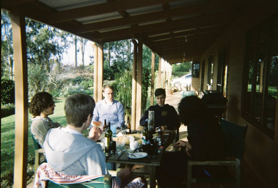 The fellas Maleny 2012