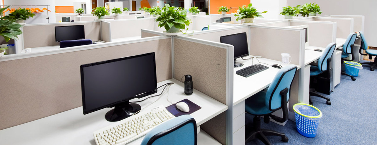 Nettoyage de bureaux / commerces