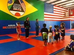 Leading Children's Jiu Jitsu