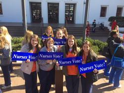 Nurses Vote