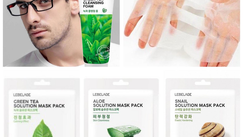 Pack Peaux seches