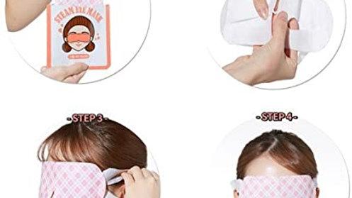 Masque Chauffant pour les yeux