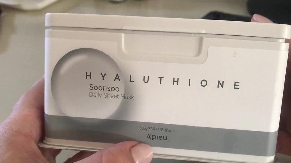 Cure 30 jours a l'Acide Hyaluronique