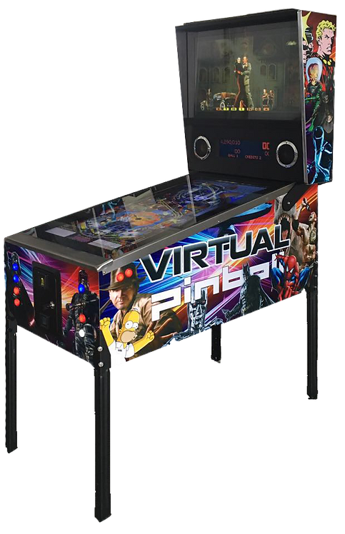 Virtual Pinball USED