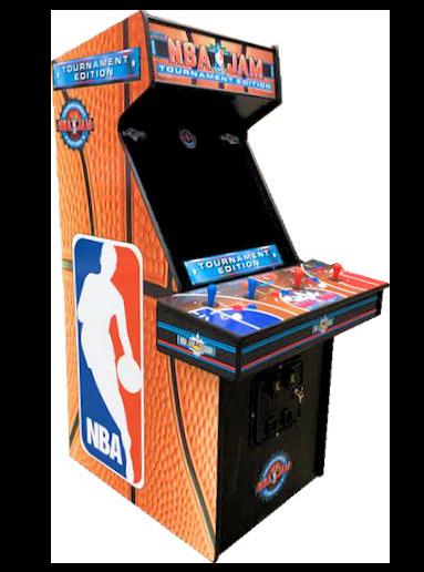 NBA Jam Tournament Edition USED
