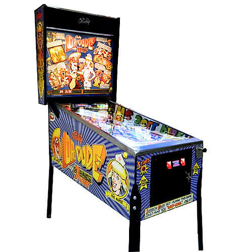 Dr. Dude Pinball | 1990 (USED)