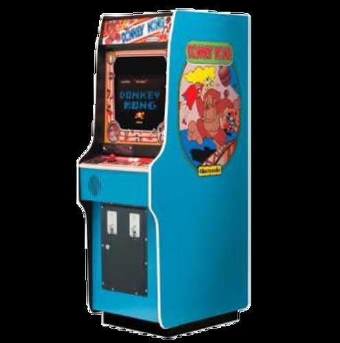 Donkey Kong Multi-cade Cabinet USED