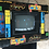 Thumbnail: NAMCO Ms Pacman / Galaga Class of 1981 20th Anniversary Cocktail Table USED