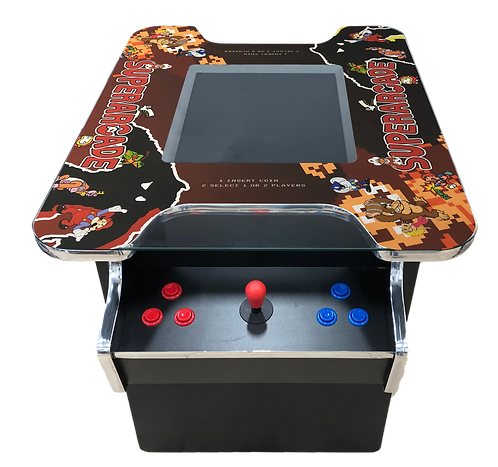 SuperArcade Cocktail Table