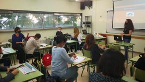 Presentamos en el Fòrum EOICAT en Lleida (Cataluña)