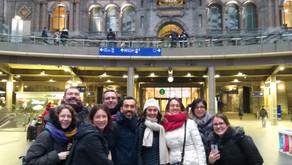 Con Erasmus a Lovaina