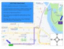 Eugene Pride March Route