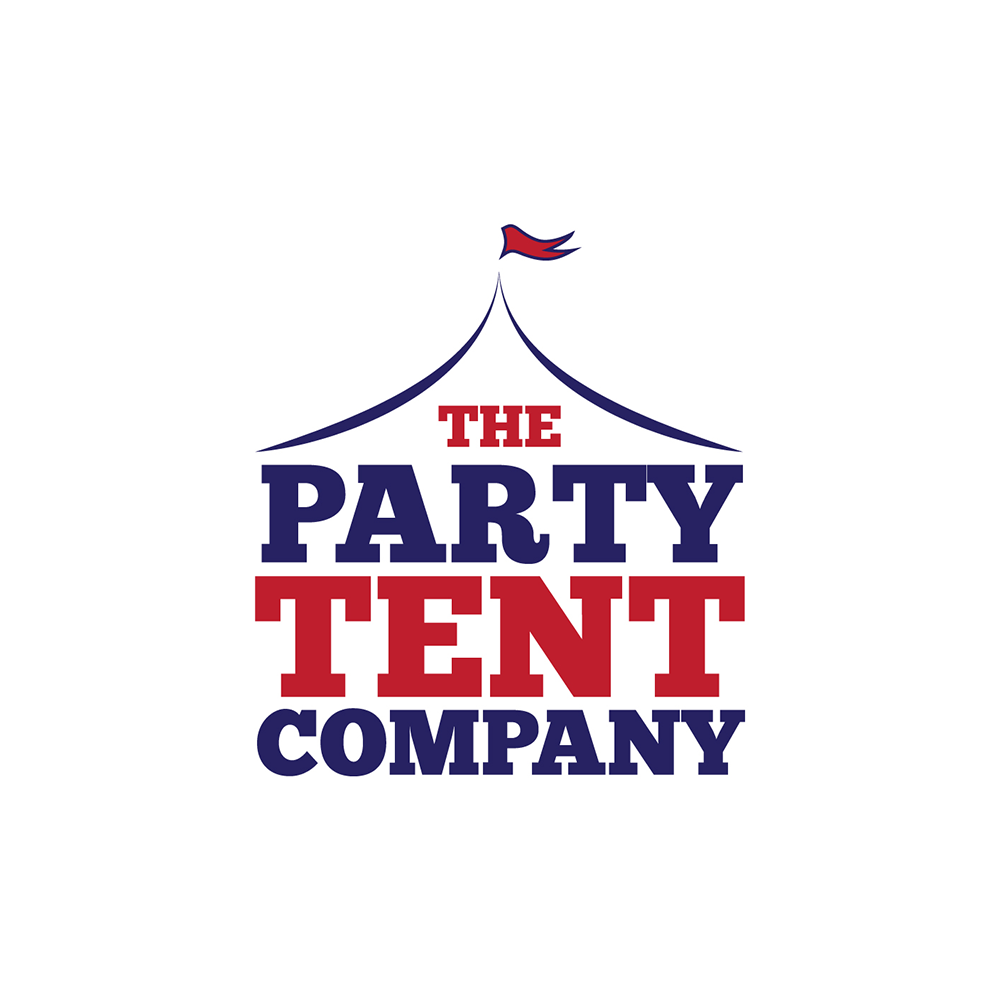 The Party Tent Company Logo website