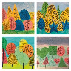 La forêt imaginaire
