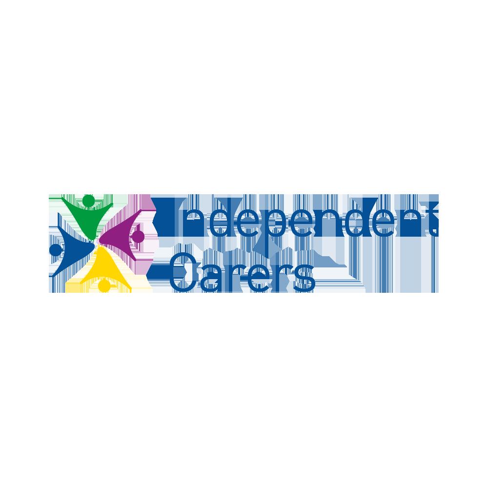 Independant Carers Logo website