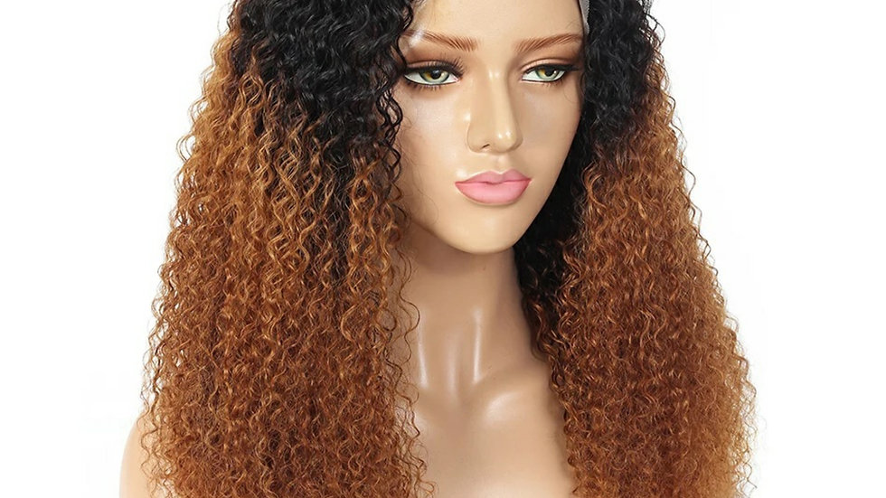 EC Curly Lace Front 1b/30