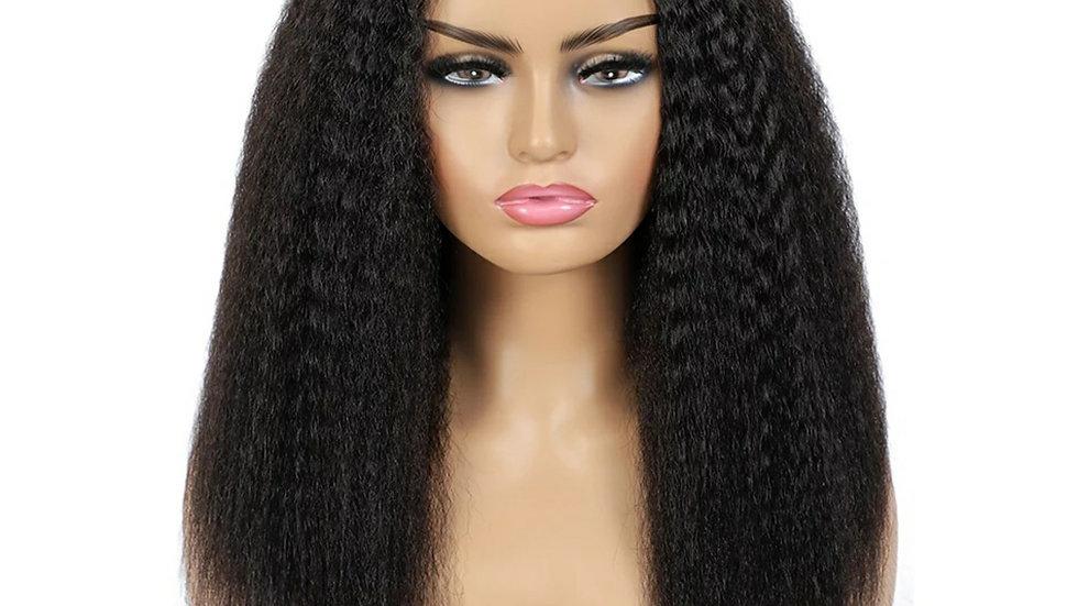 Italian Yaki U-Part Wig