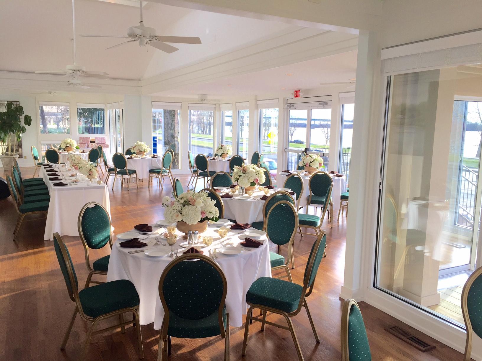 banquet setup 8