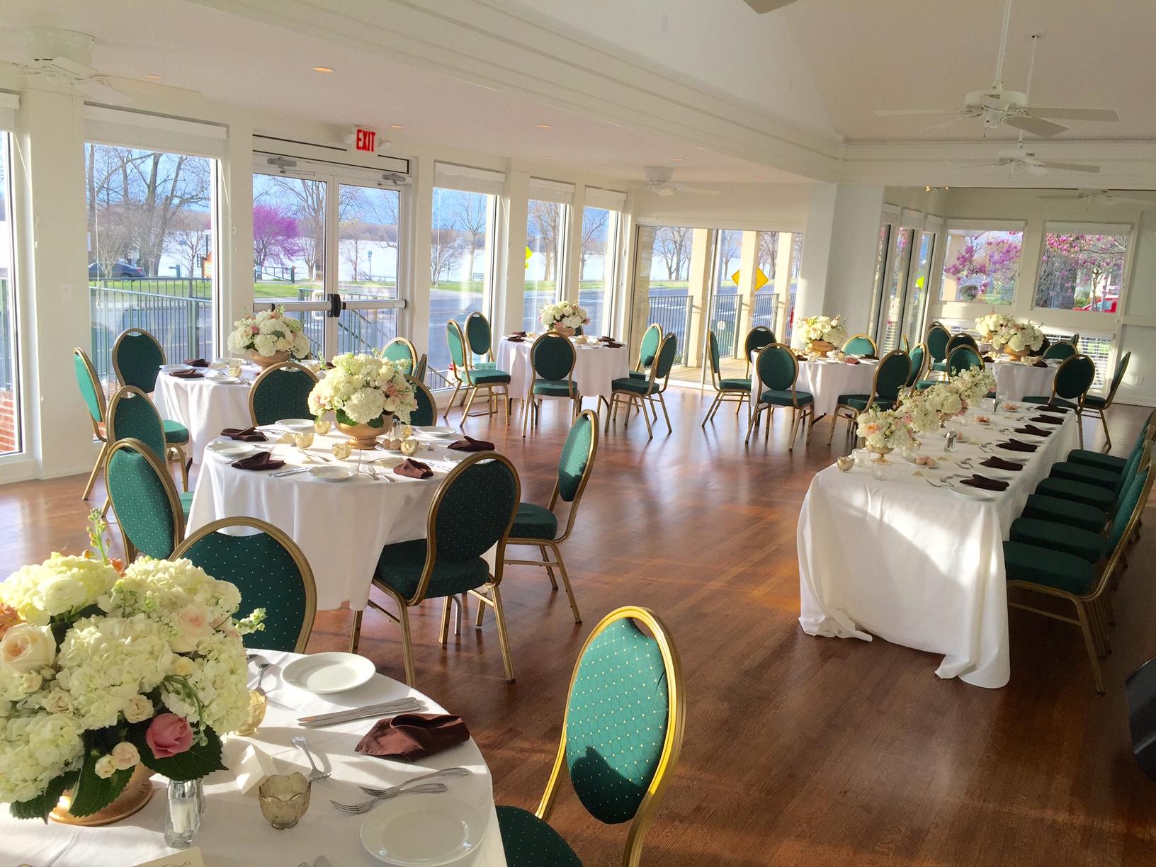 banquet setup 7