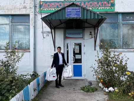 Депутат Тофиг Гусейнов поздравил педагогов школ своего избирательного округа с Днем учителя.
