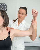 Osteopathy Shoulder Treatment