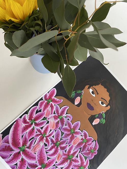 Lily prints starting @ $10