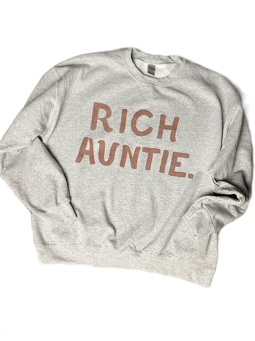 Rich Auntie sweatshirt