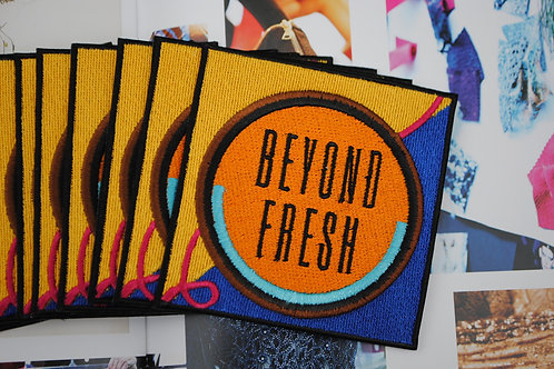 BeyondFRESH unisex patch