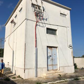 """Fasano (BR) - Nuovo Smistamento """"Torre Canne"""" E-DISTRIBUZIONE (in corso)"""