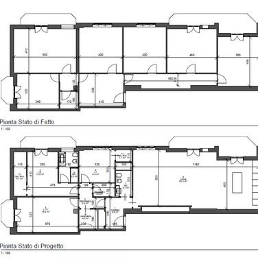 Foggia - Residenza privata (in corso)