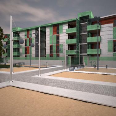 Housing sperimentale - Foggia