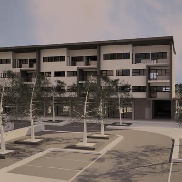 Housing sperimentale integrato - Foggia