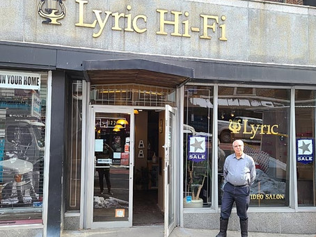 Another Iconic Shop Closes.....But Why?
