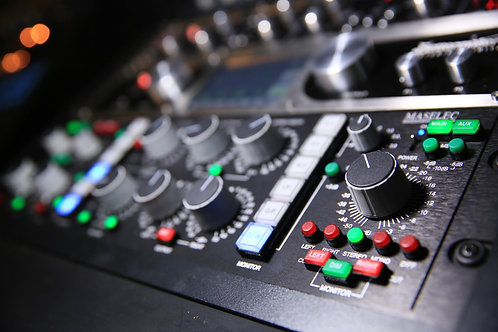 MASTERING - 10 Songs Priority